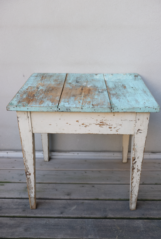 Image of Table patine