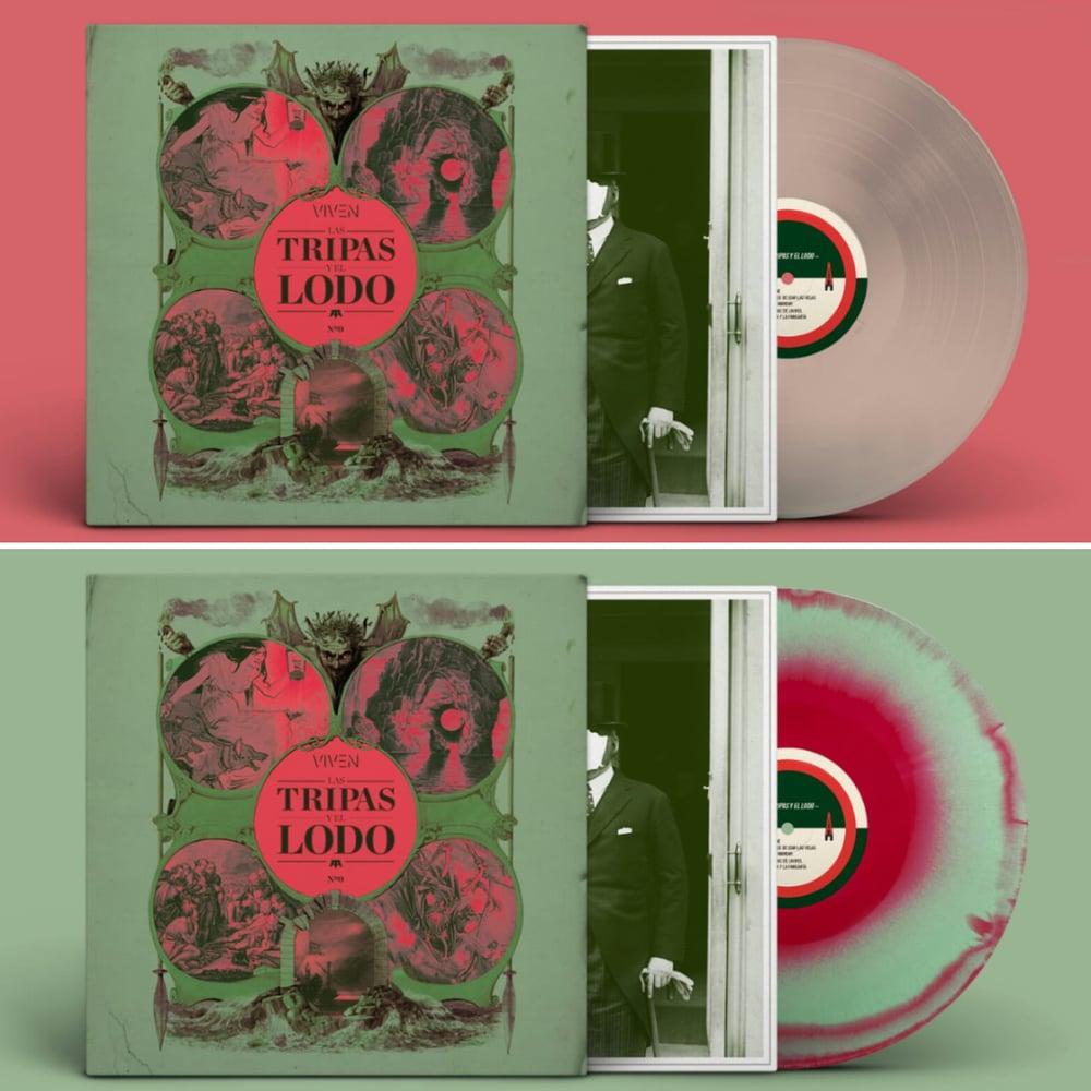 Image of Las Tripas y el Lodo [Vinyl]