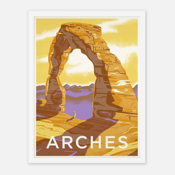 ARCHES - Sorry.
