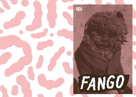 Image of Fango Fanzine #1