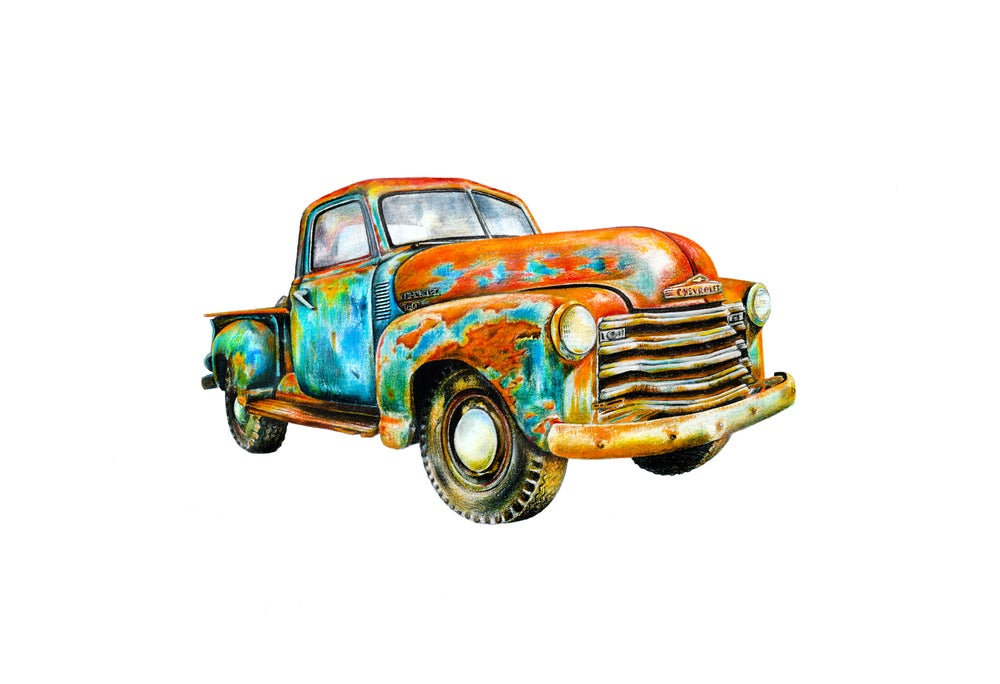 Image of Rusty Chevy