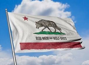 3x5 Wolf Bros Tour Flags!!