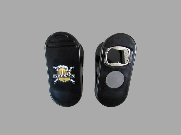 Image of Brewed Fridge Magnet and Bottle Opener