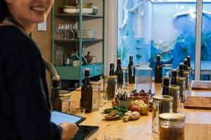 Image of Taller de fermentación de kombucha y creación de sabores 27/11