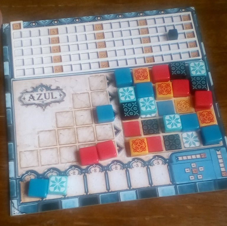 Image of Azul - Score Overlays