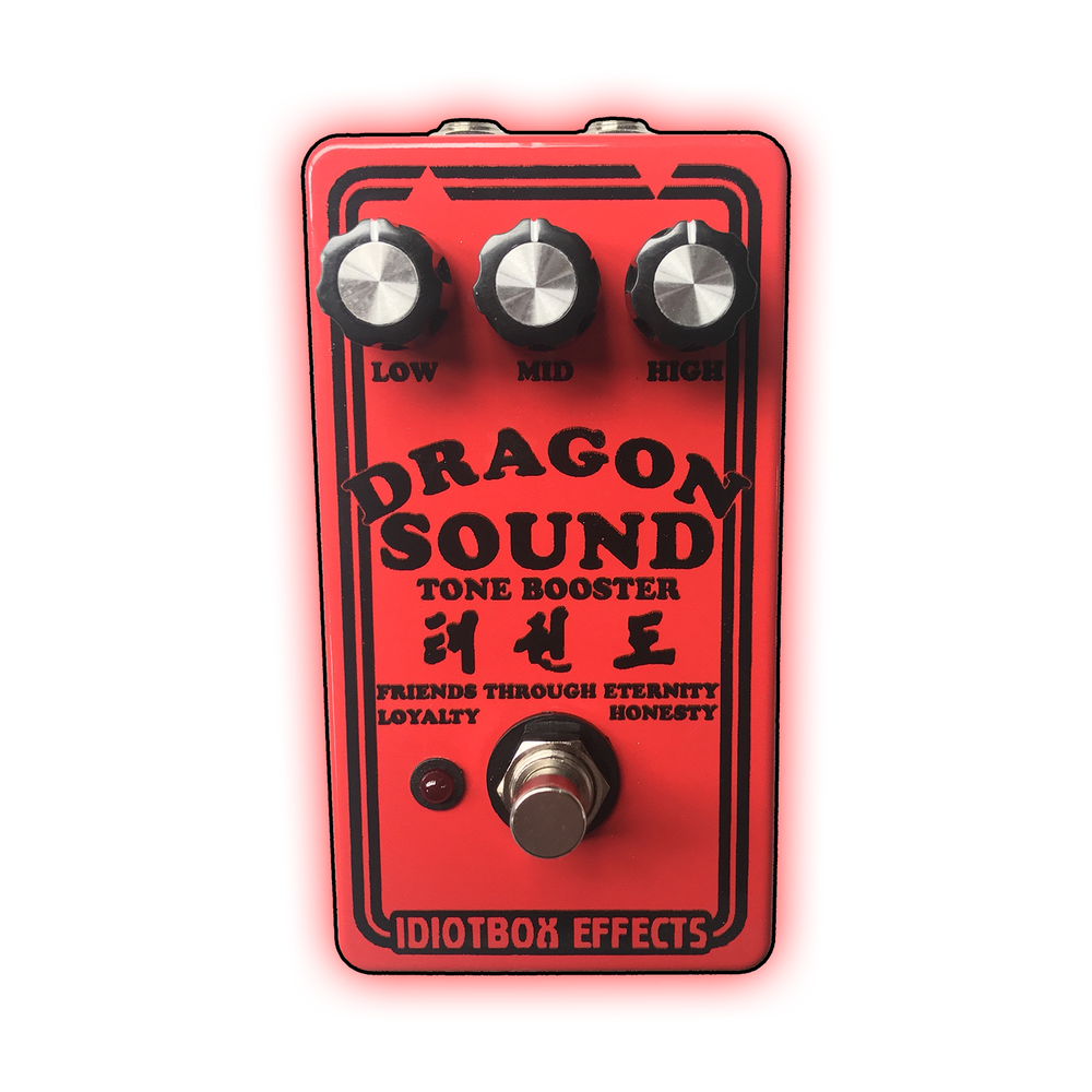 Image of Dragon Sound Tone Booster