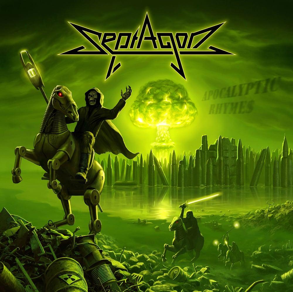 Image of Apocalyptic Rhymes CD