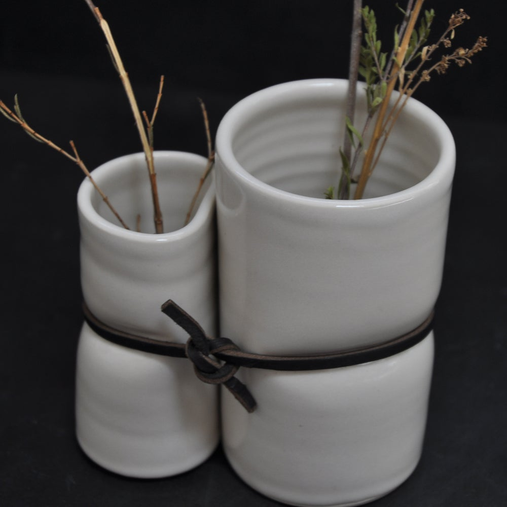 Image of Small Bound Vase Set #2