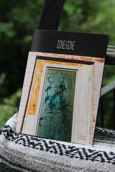 Image of DONE/GONE ZINE