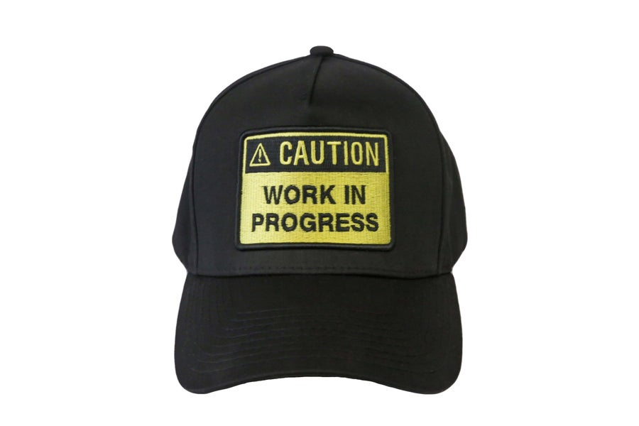 Image of TFG Caution Trucker Hat