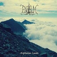 "Image of ENISUM ""arpitanian lands"" CD"