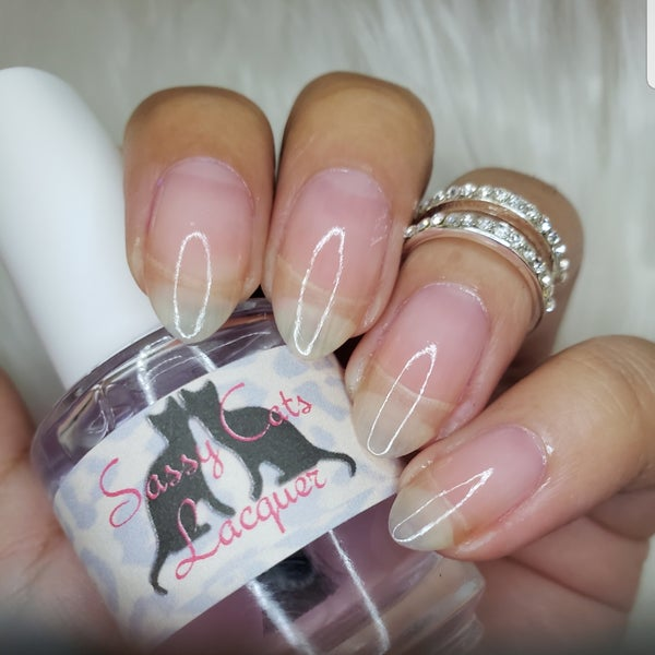 Image of Halloween/Fall scented top coat (sept/oct only)