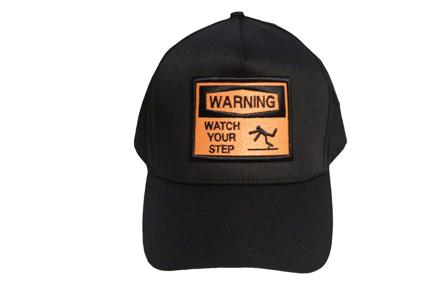 Image of TFG Warning Trucker Hat