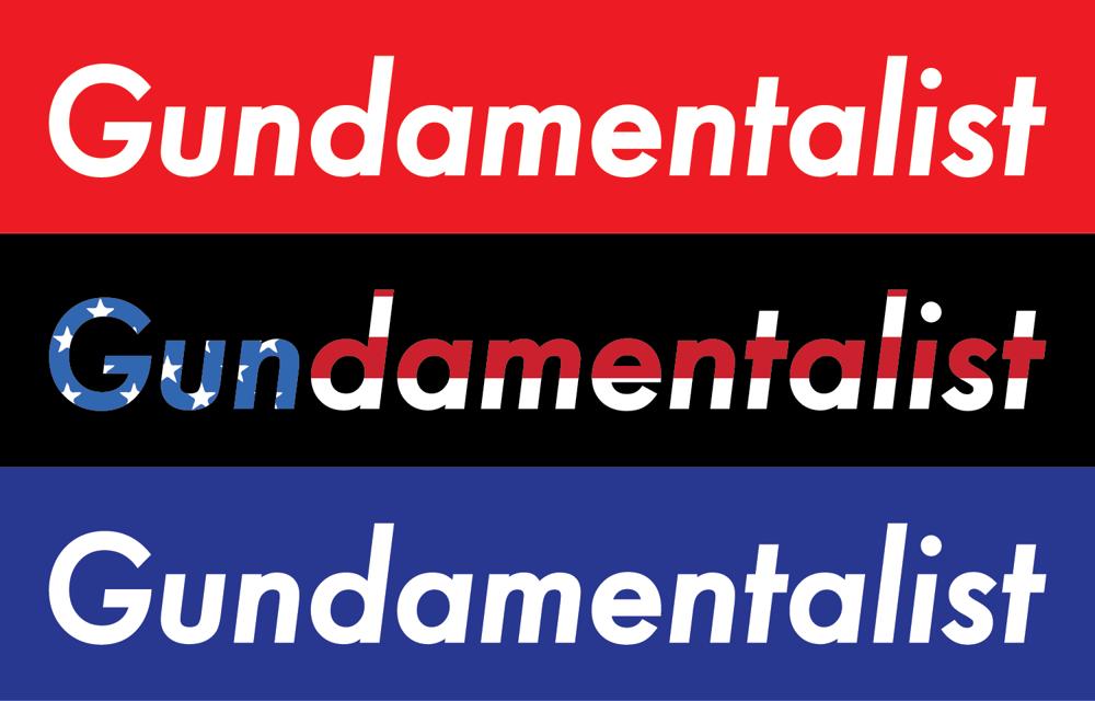 Image of Gundamentalist Sticker