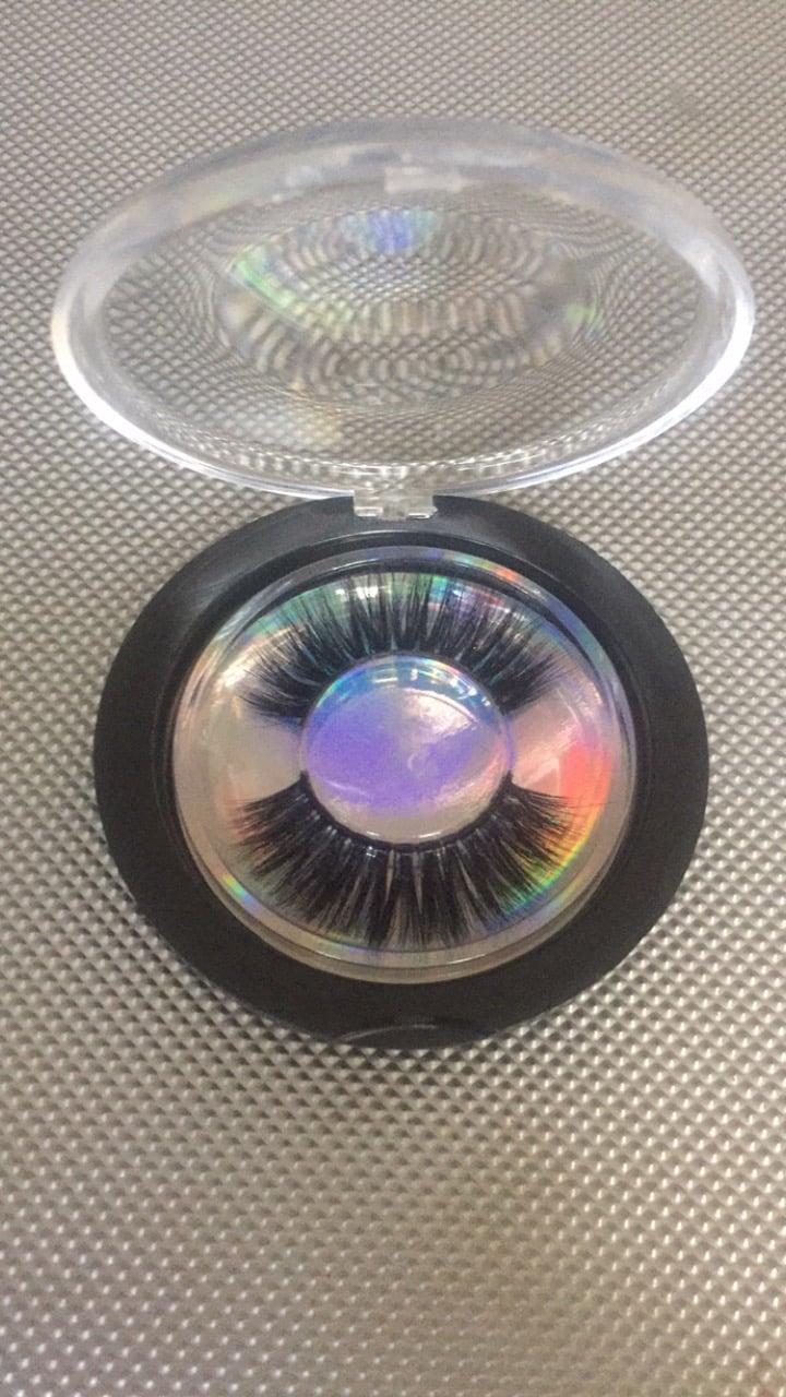 Image of Winked lashes- Video Vixen Tiffany
