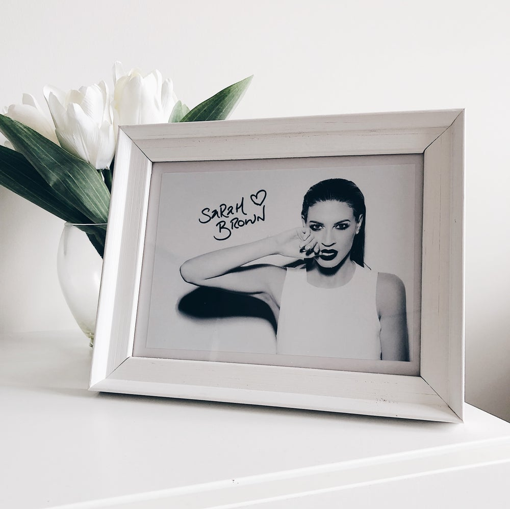 Image of 'Living In Sin' Signed Print