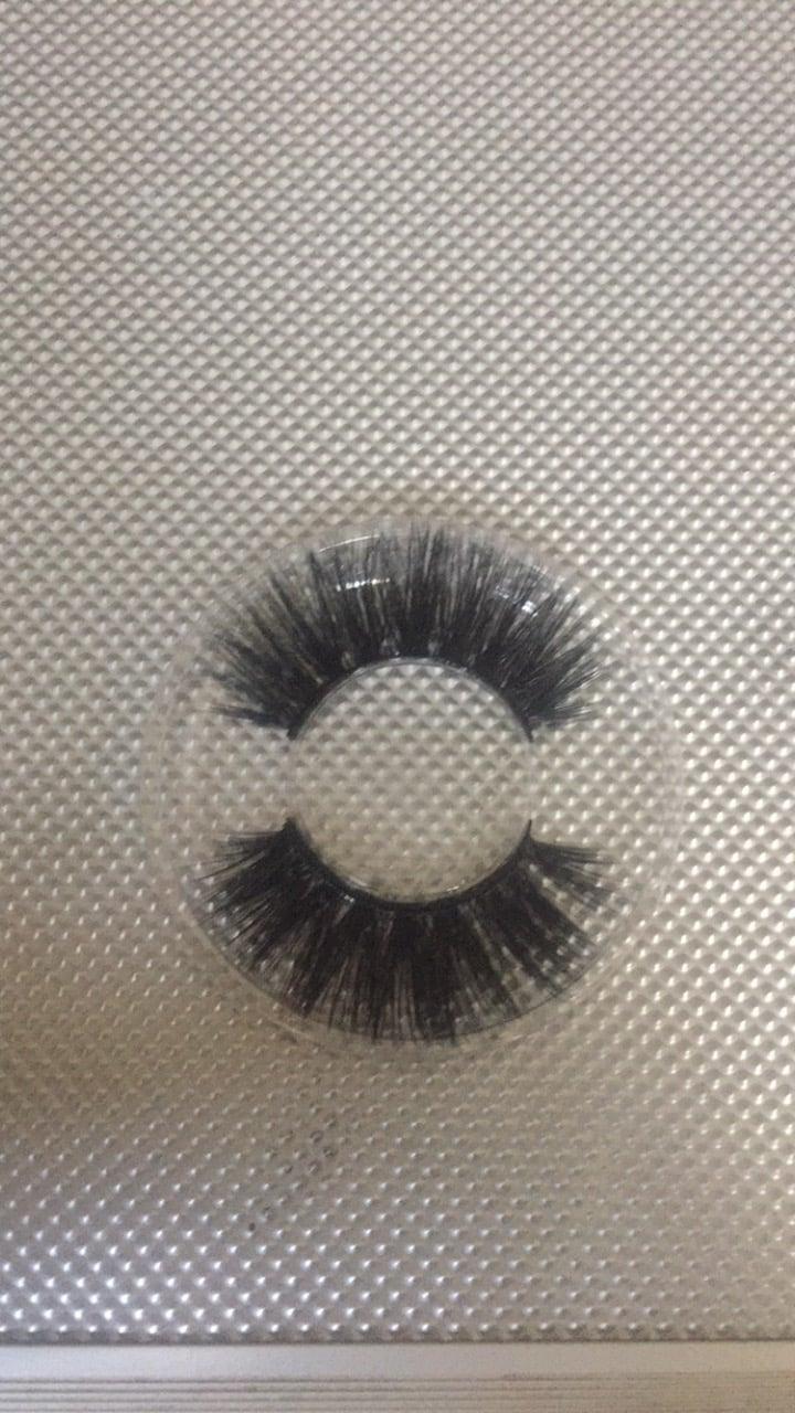 Image of Winked luxury lashes-Darnecia Designz