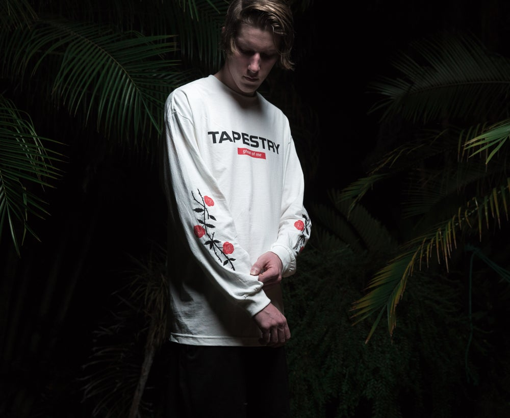 Image of Ghost of Me Longsleeve (White)