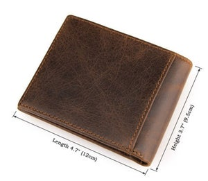 Image of Sheep Leather 2in1 Wallet