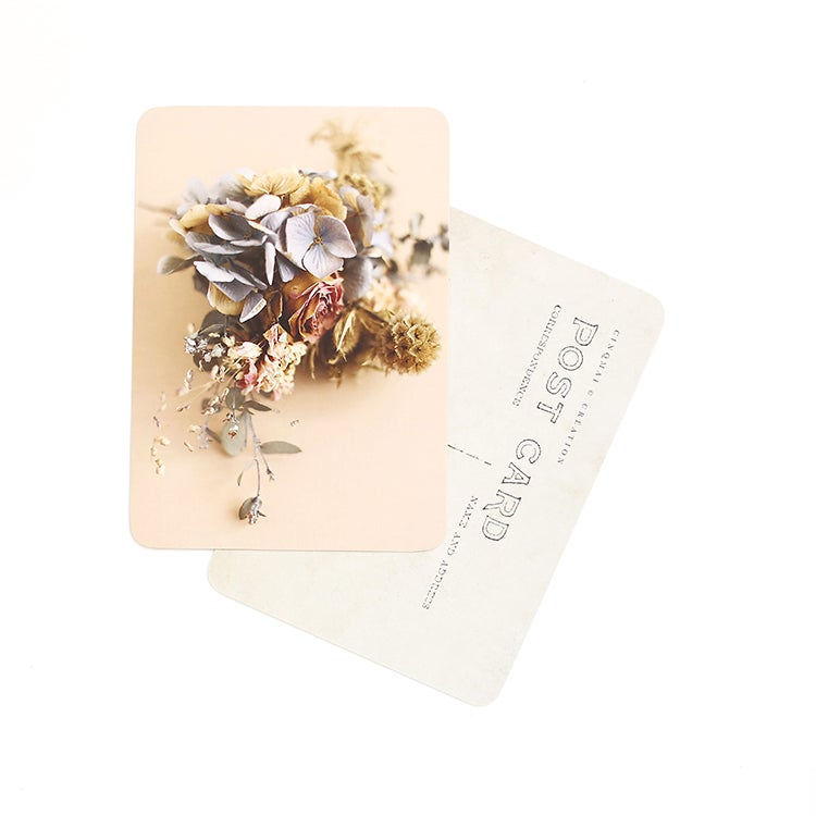 Image of Carte Postale BOUQUET D'AUTOMNE