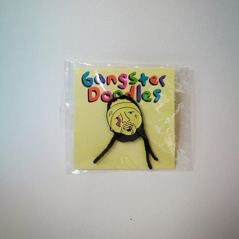Image of Pin's A$AP YAMS par Gangster Doodles