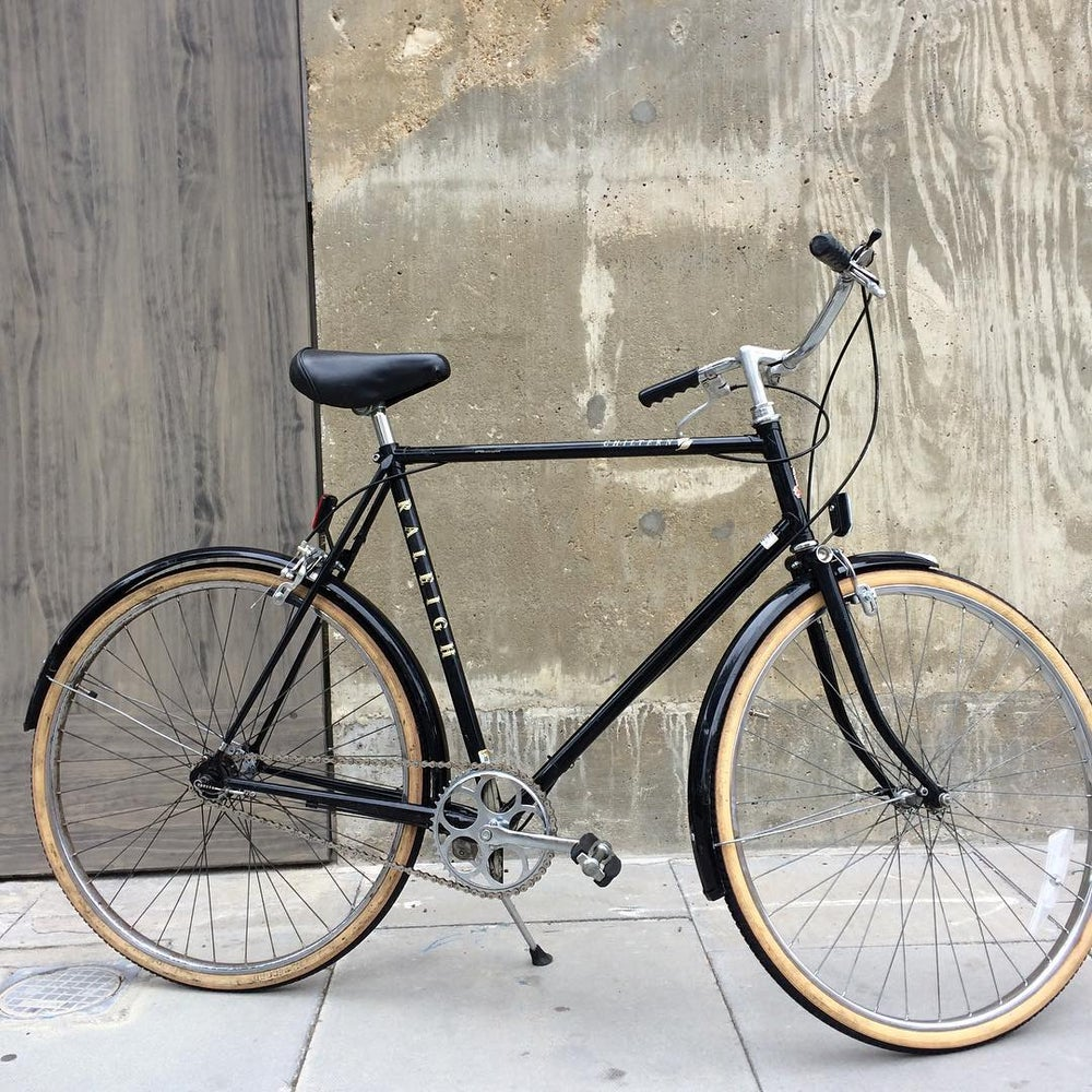 Image of Raleigh Chiltern 3 speed 58cm seat 56 cm top tube