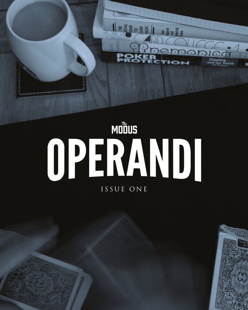 Image of Operandi Issue One