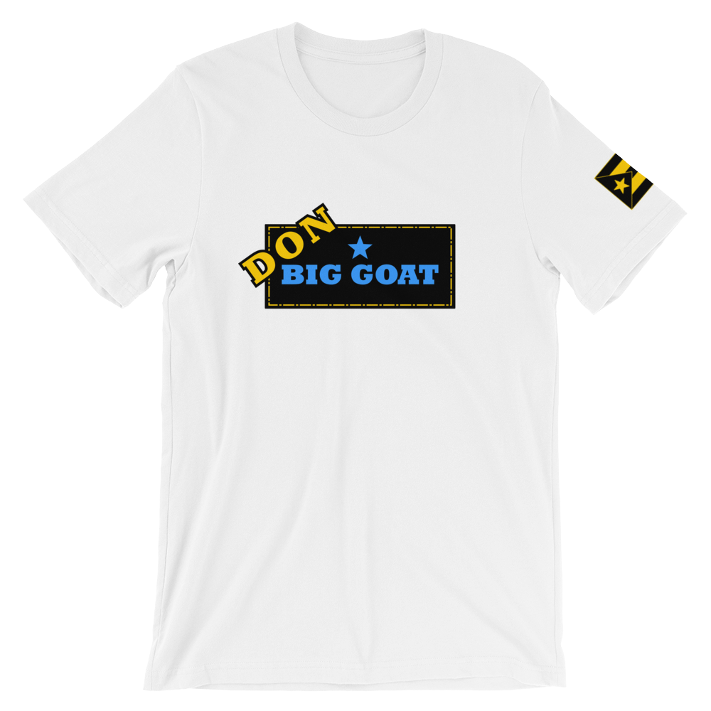 Image of Don Big Goat TShirt