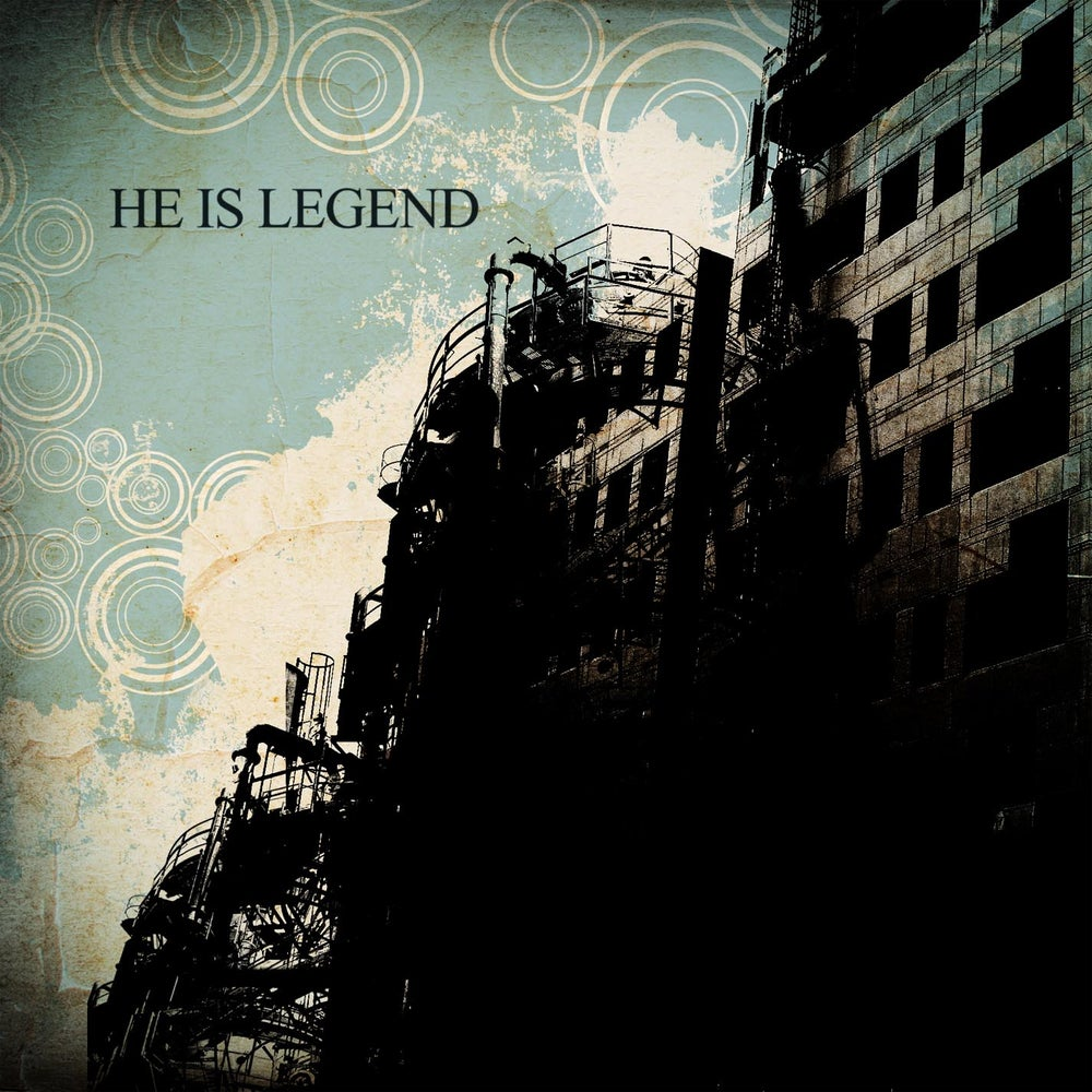 Image of HE IS LEGEND - 90125