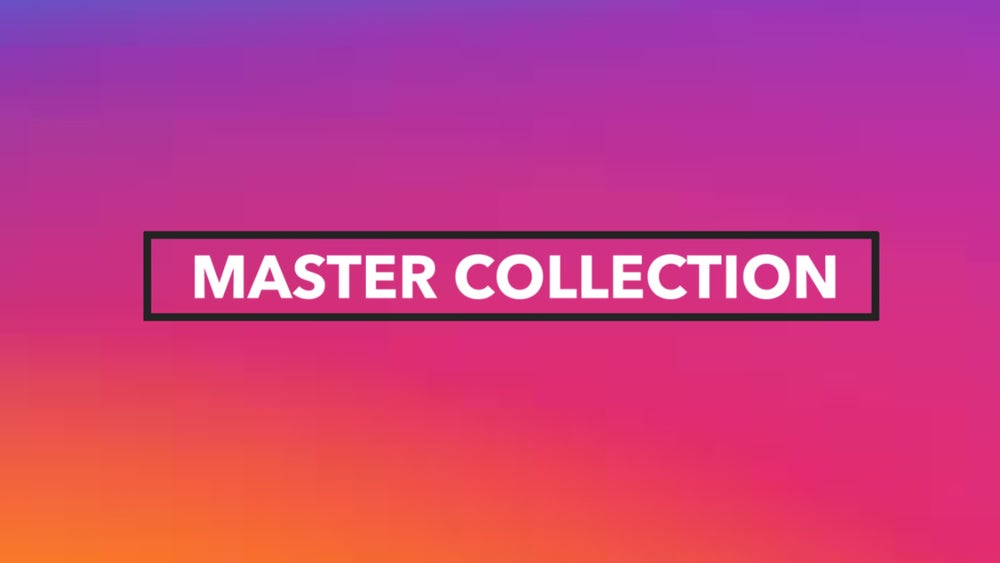 Image of Master Collection!
