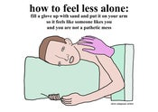 Image of How to feel less alone