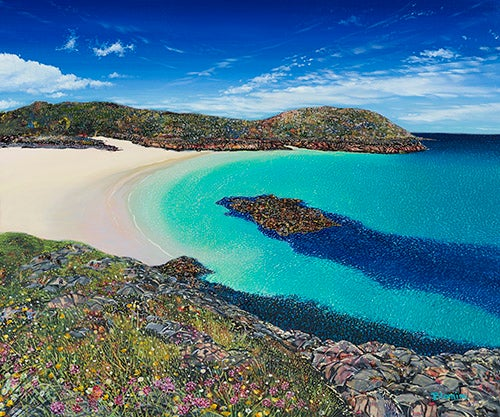 Image of Perfect day, Achmelvich ALL sizes print