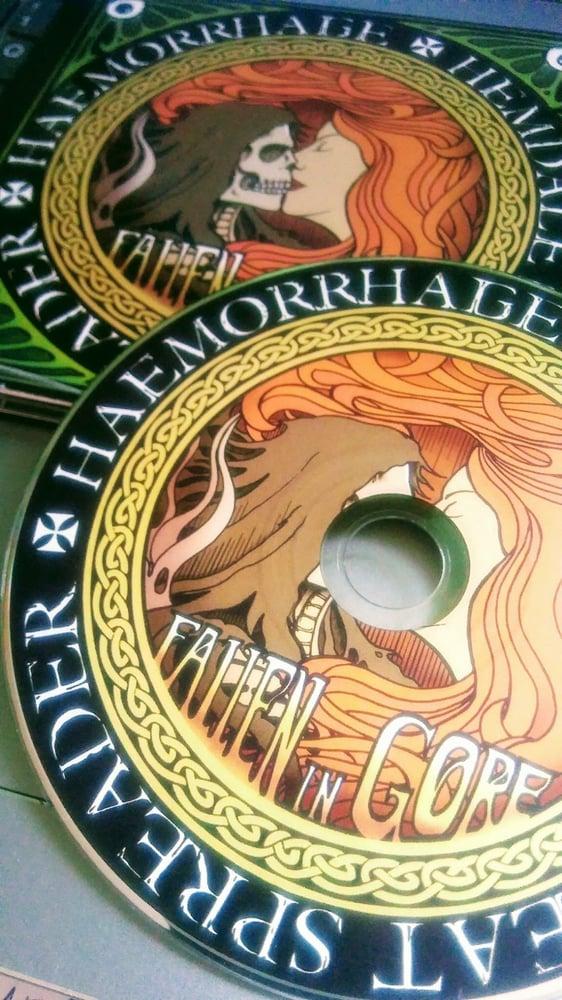 Image of Hemdale/Haemorrhage/Meat Spreader CD