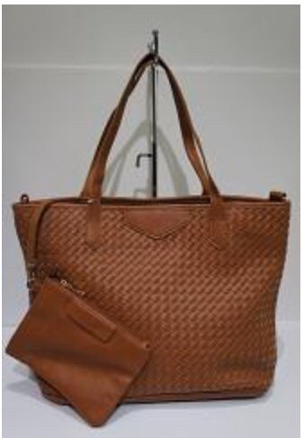Image of Woven Tote Bag