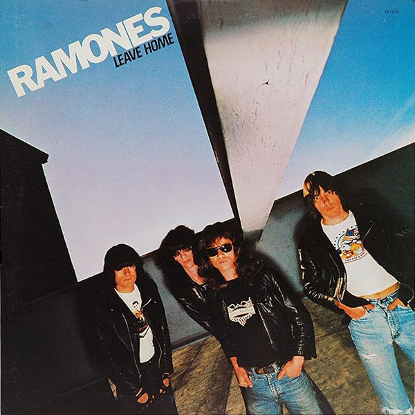 "Image of RAMONES - ""Leave Home"" LP"
