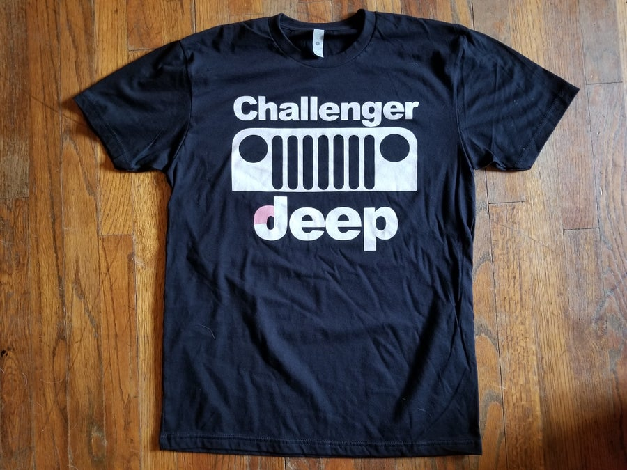 Image of Challenger Jeep Black