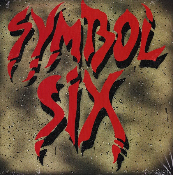 "Image of SYMBOL SIX - Self Titled 12"" LP"