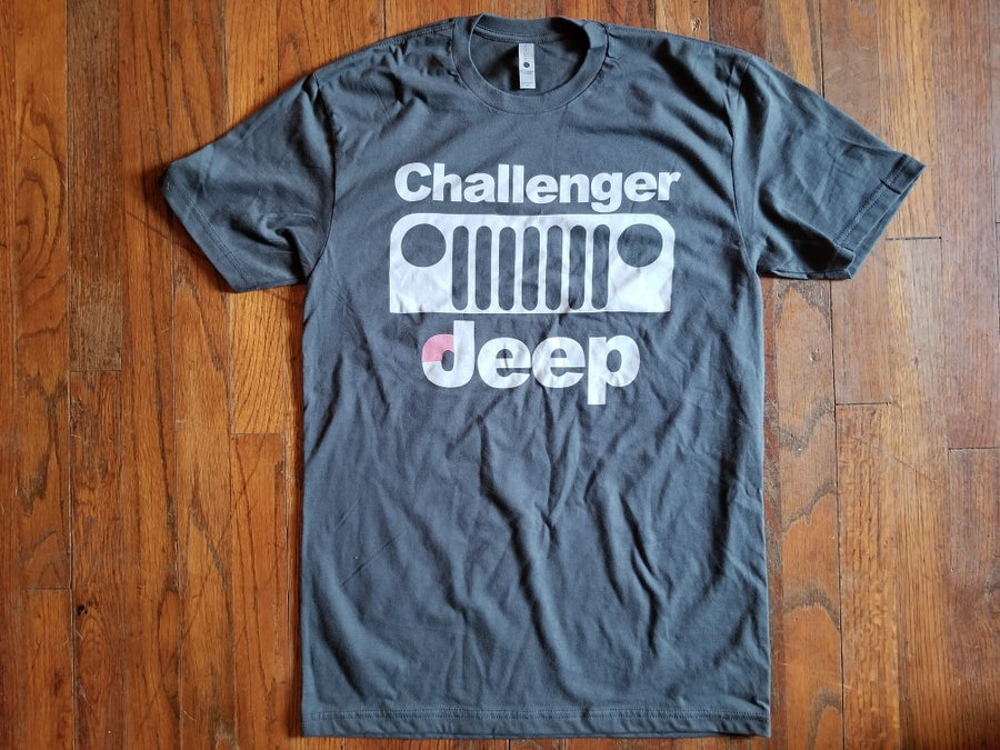 Image of Challenger Jeep Grey