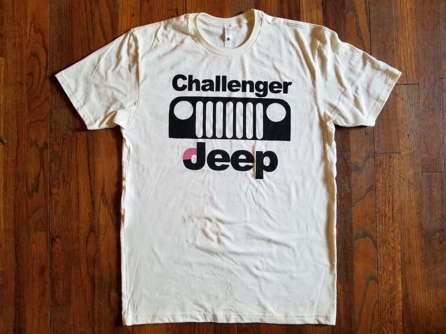 Image of Challenger Jeep Beige