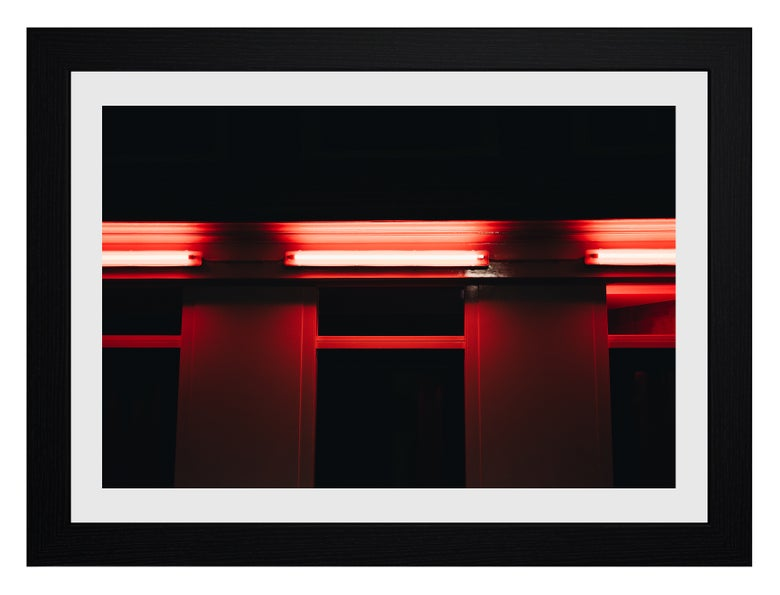 Image of 'RED LIGHT' PRINT