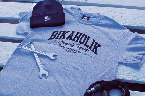 Image of Bikaholik Classic Shirt - grey