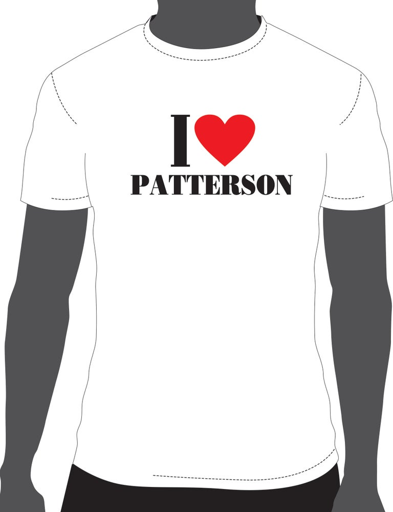 Image of Patterson CA T-Shirts