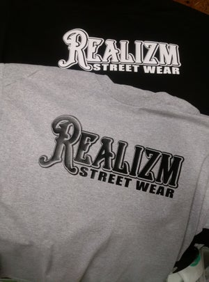 Image of -New- Realizm Street Wear T-Shirt