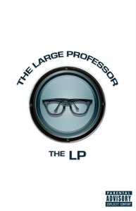 "Image of THE LARGE PROFESSOR ""THE LP"" (20th Anniversary - Limited Cassette reissue)"