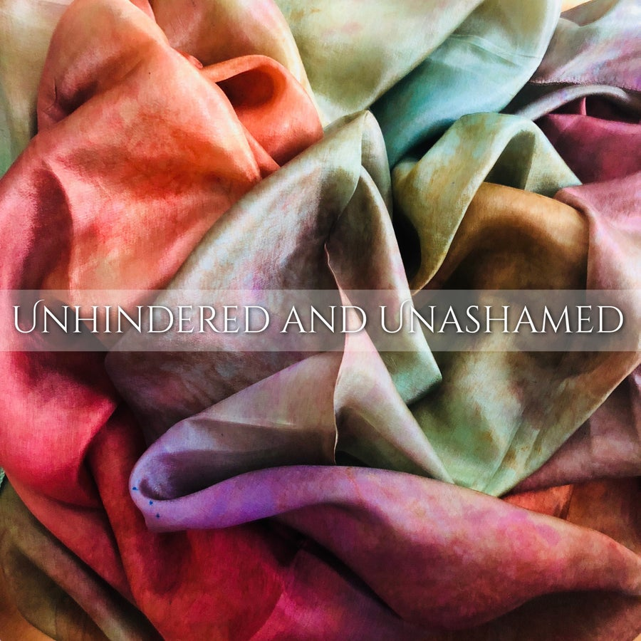 "Image of New ""In His Presence""  Prayer Shawls and Cloths- Habotai 8mm"