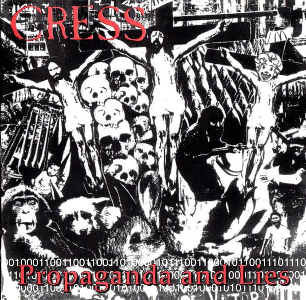 Image of Cress - Propaganda and Lies