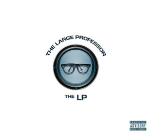 "Image of THE LARGE PROFESSOR ""THE LP"" CD (Digipak) reissue"