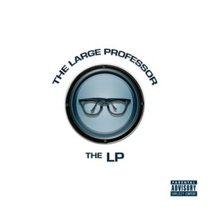 "Image of THE LARGE PROFESSOR ""THE LP"" 2xLP Vinyl (special limited transparent blue colored reissue)"