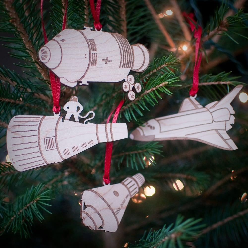 Image of US Crewed Space Set