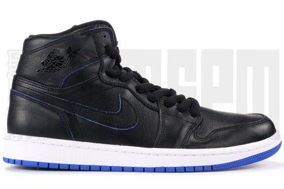 "Image of Nike AIR JORDAN 1 SB QS ""LANCE MOUNTAIN"" BLACK"